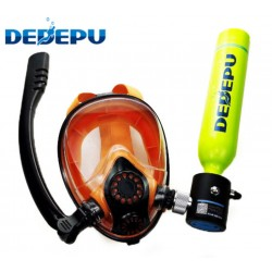 Mini oxygen cylinder diving tank 0.5L KIT (S5000 PLUS A))