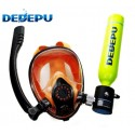 Mini oxygen cylinder diving tank 1L KIT (S5000 PLUS A)