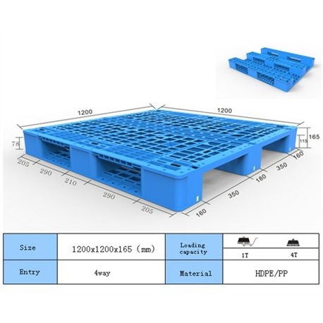 Plastic and Pvc Pallets